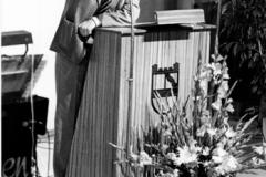 Rede Ministerpräsident Johannes Rau