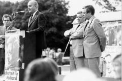 BW 1980 öffentl. Kundgebung Walsum