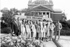 BW 1980 Wahlkampf SPD