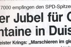SPD Duisburg Archiv