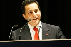 Bewerbungsrede Mahmut Özdemir